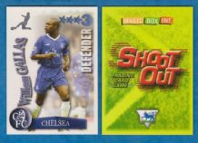 Chelsea William Gallas France